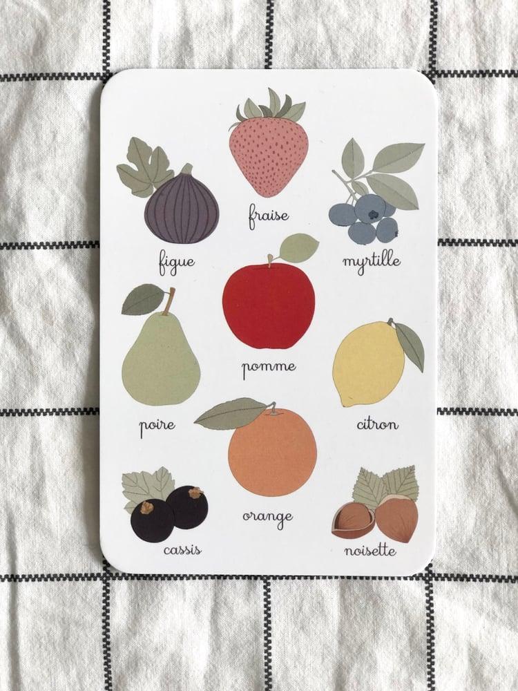 Image of Pack de cartes d'apprentissage des couleurs