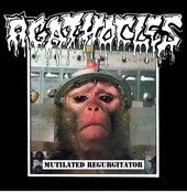 "Image of Agathocles ""Mutilated Regurgitator"" CD"
