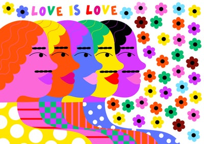 Image of Love is Love Pt 2