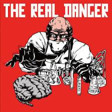 Image of The Real Danger - S/T Lp Repress