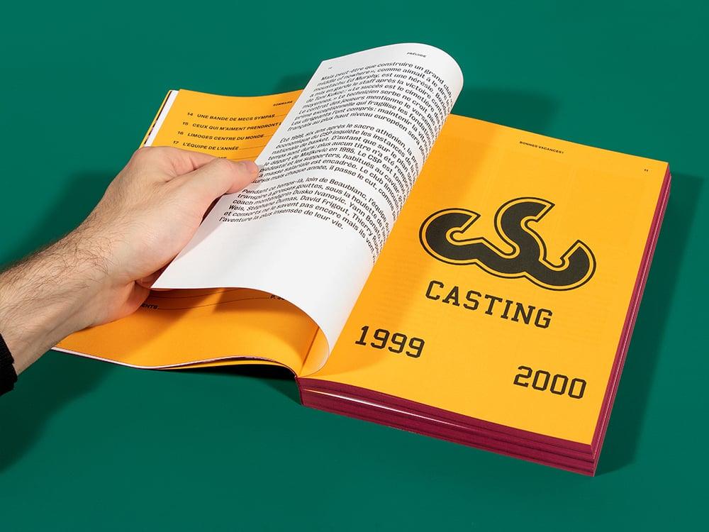BONNES VACANCES ! La trilogie du CSP 2000 - Première édition OR