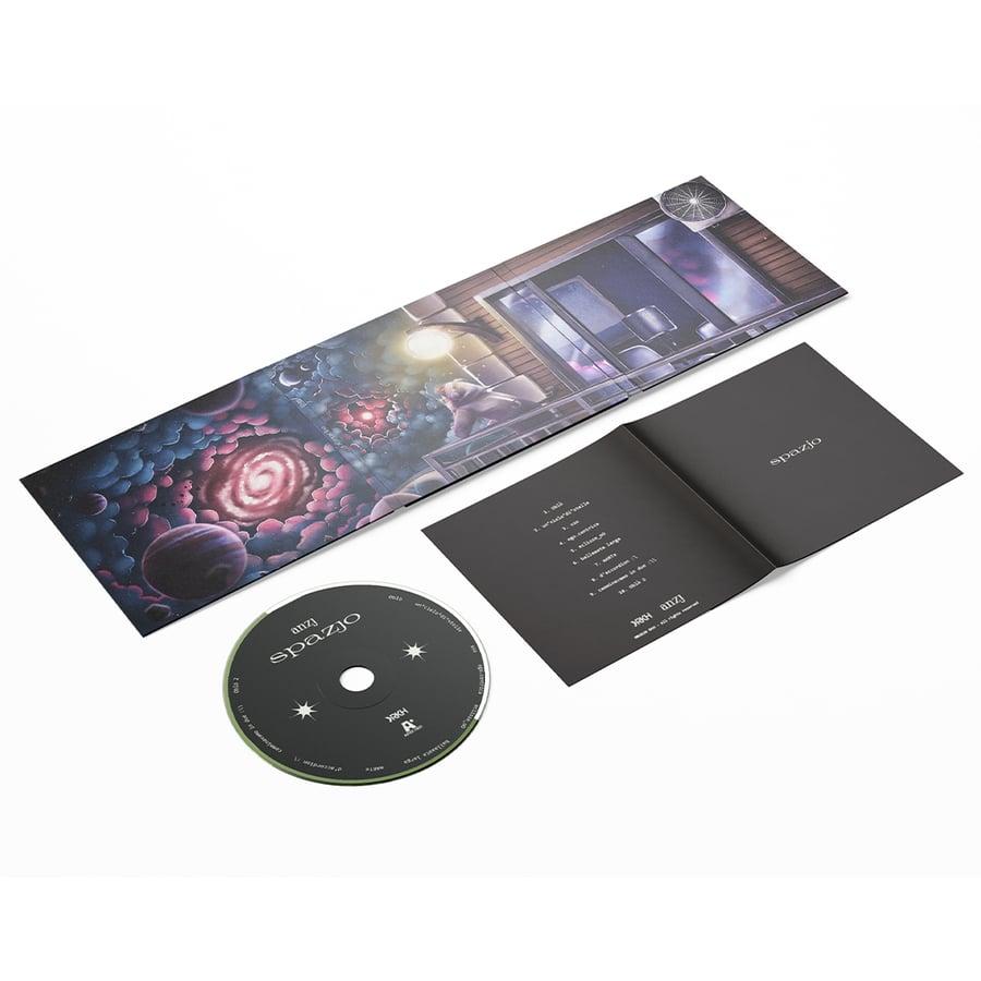 Image of Anzj - Spazjo (CD)
