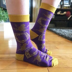Image of Hopping Chocolate Socks