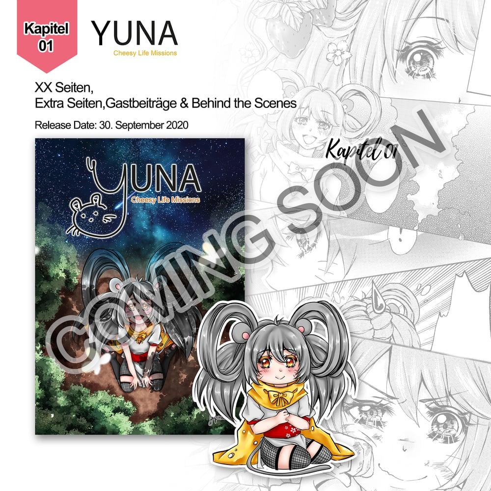 "Image of ""YUNA: Cheesy Life Missions"" Kapitel 01 [PRE-ORDER]"