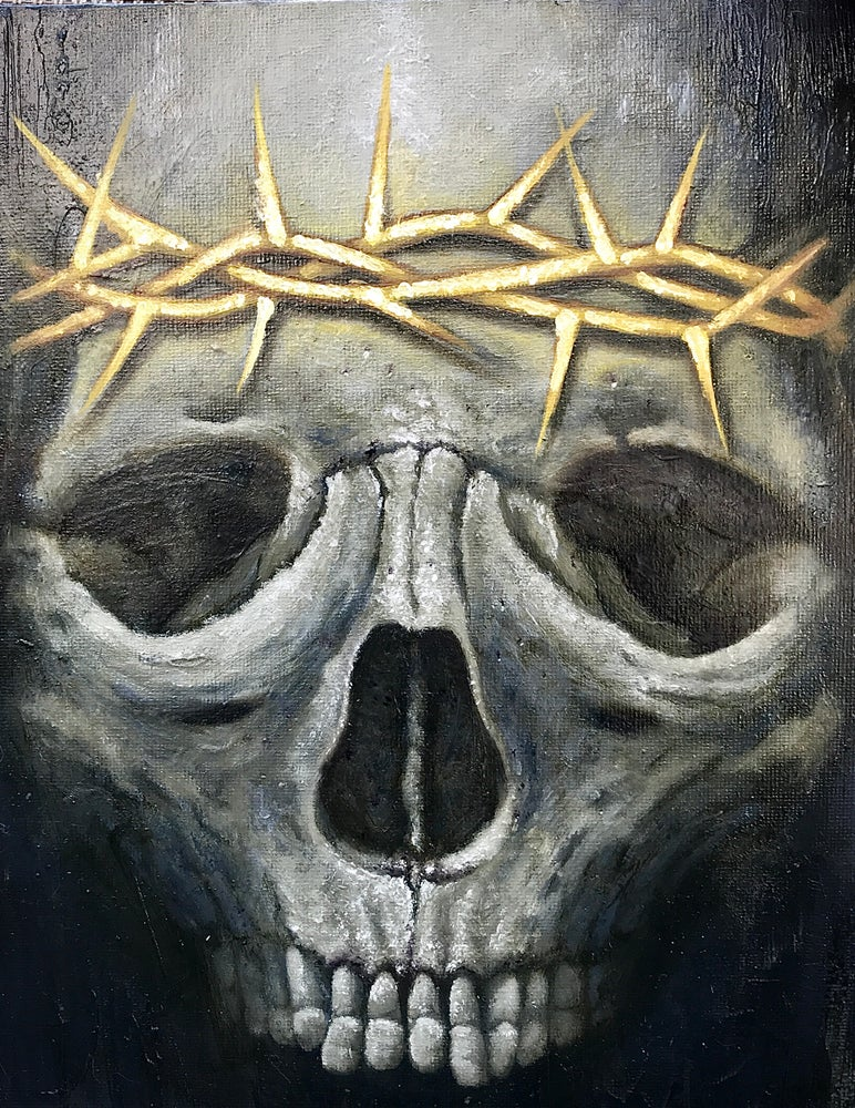 """Image of """"Crown The King of Suffering"""""""