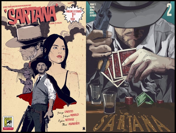 Image of SARTANA Comic Books
