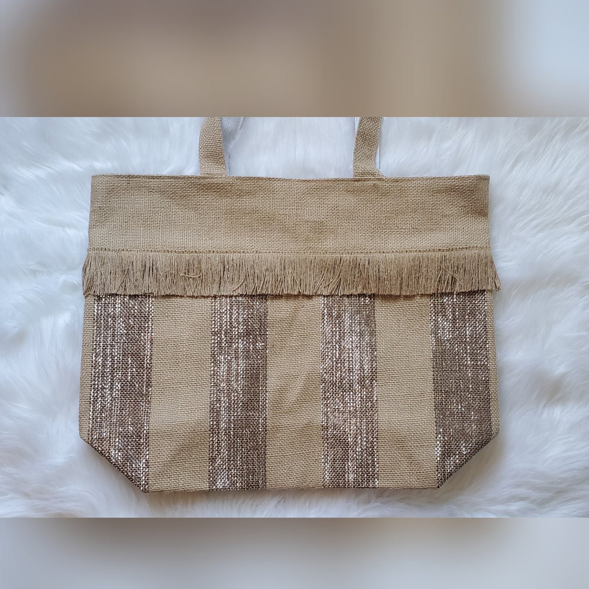 Image of Gold Tote
