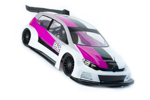 Image of PHAT BODIES  'VTCR'  1/10th Touring car body shell