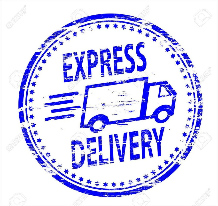 Image of EXPRESS DELIVERY GLOBALLY LESS THAN 3 DAYS