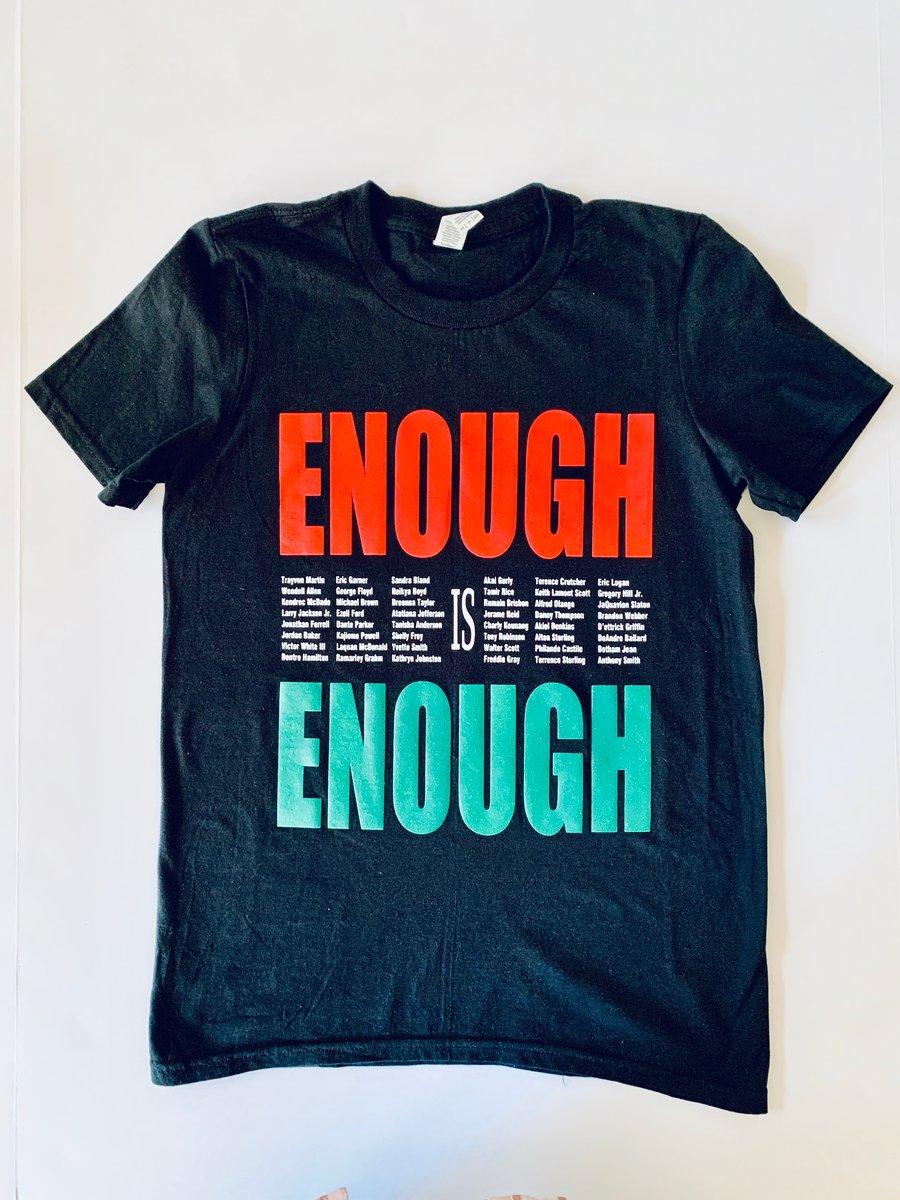 Image of Enough