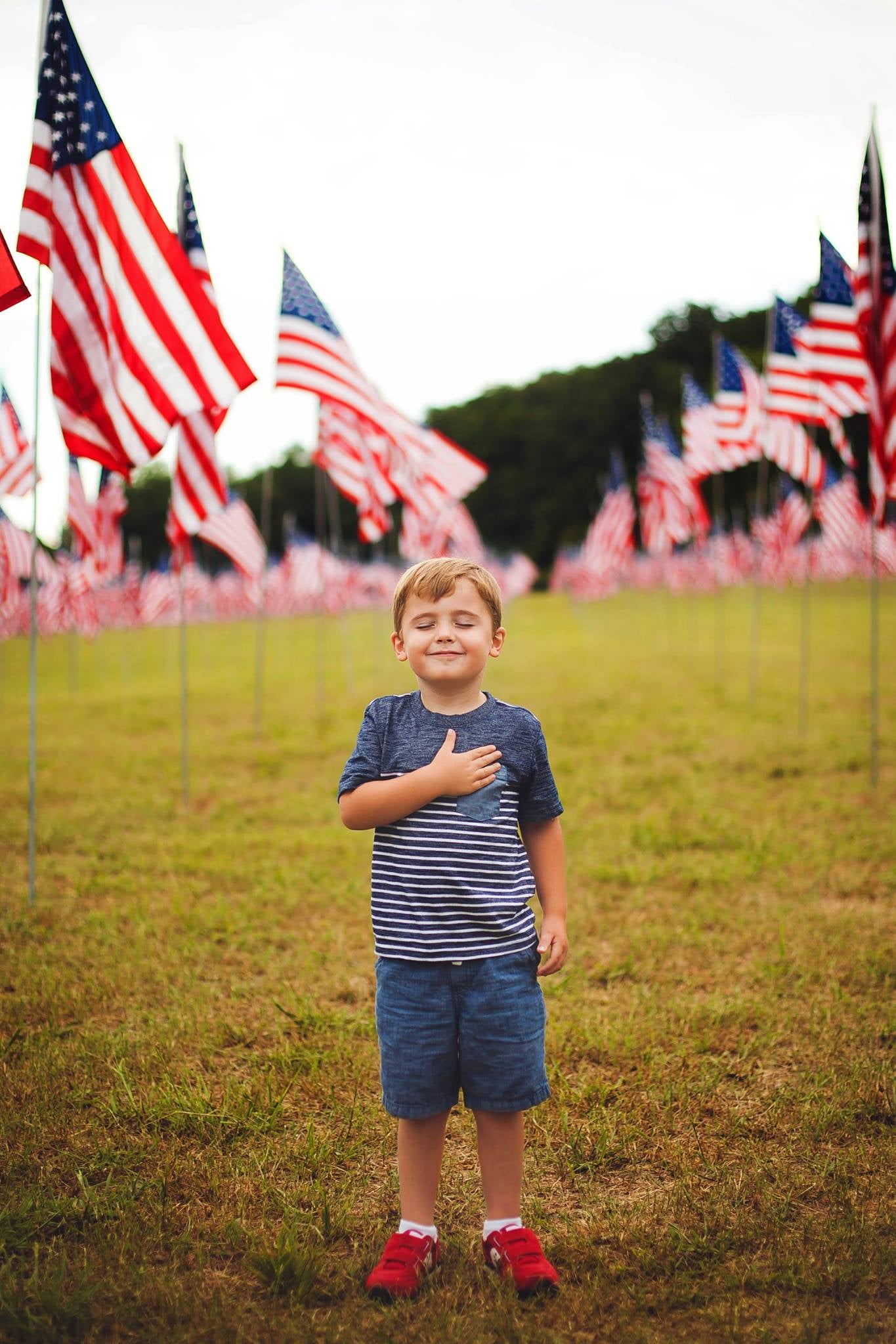 Image of 2021 | Red, White and Blue Mini Sessions