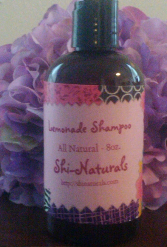 Image of Lemonade Shampoo