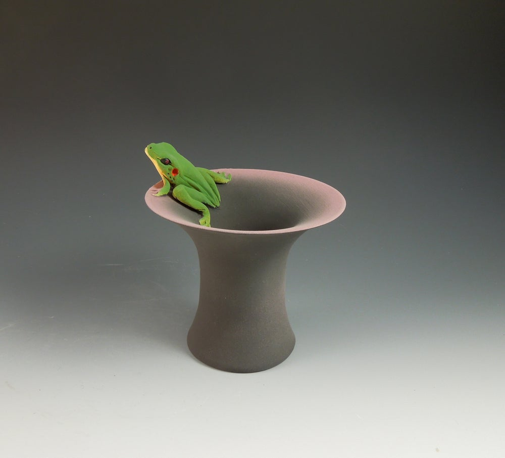 Image of Frog Tophat Bowl
