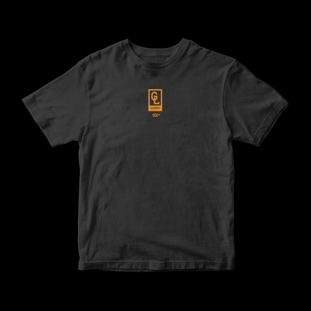 Image of T-shirt GLA Logo (black)