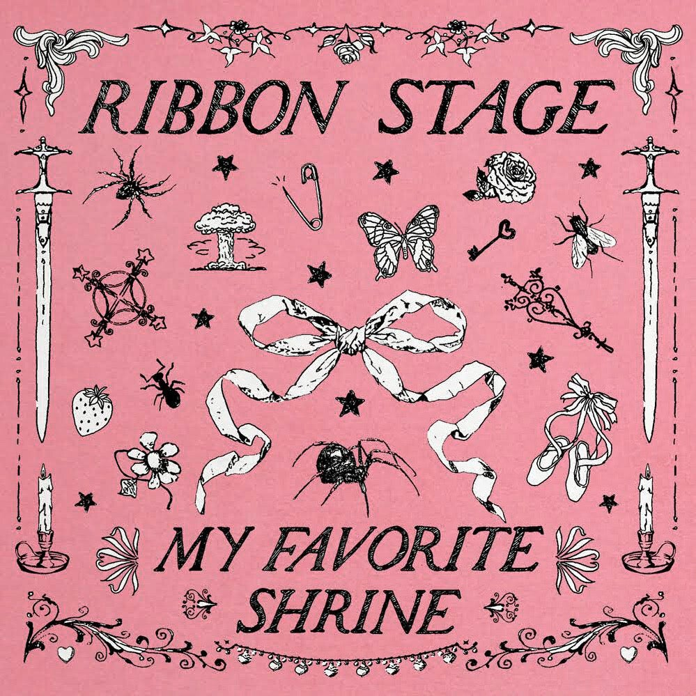 "Image of RIBBON STAGE ""My Favorite Shrine""  7ep (K)"