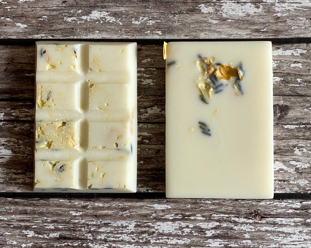 Image of Neroli & Vanilla Mini Wax Melt Bar