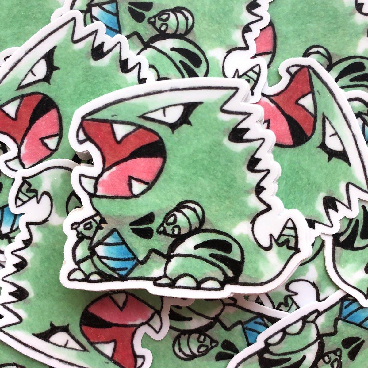 Image of Tyranitar Sticker