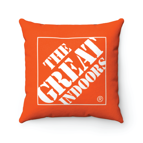 Image of Great Indoors Pillow
