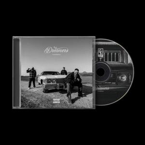 Image of Tura & Rebus - Dreamers [CD]