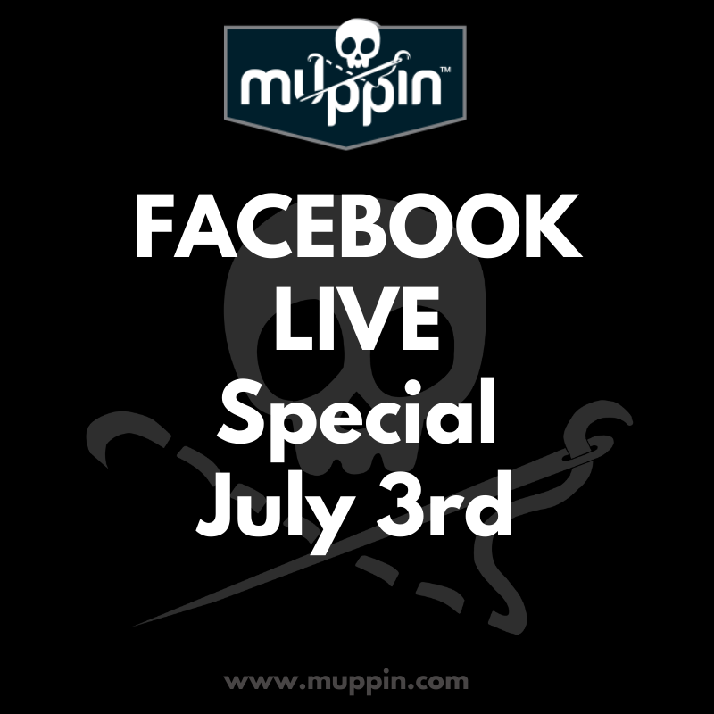 Image of Facebook Live Special! July 3rd - Yo Yo Maker Kit with Pouch!
