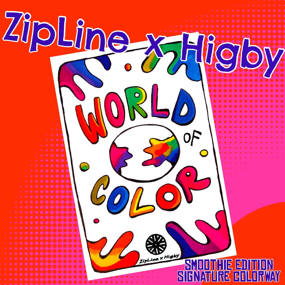 Image of World of Color *John Higby* Signature Colorway
