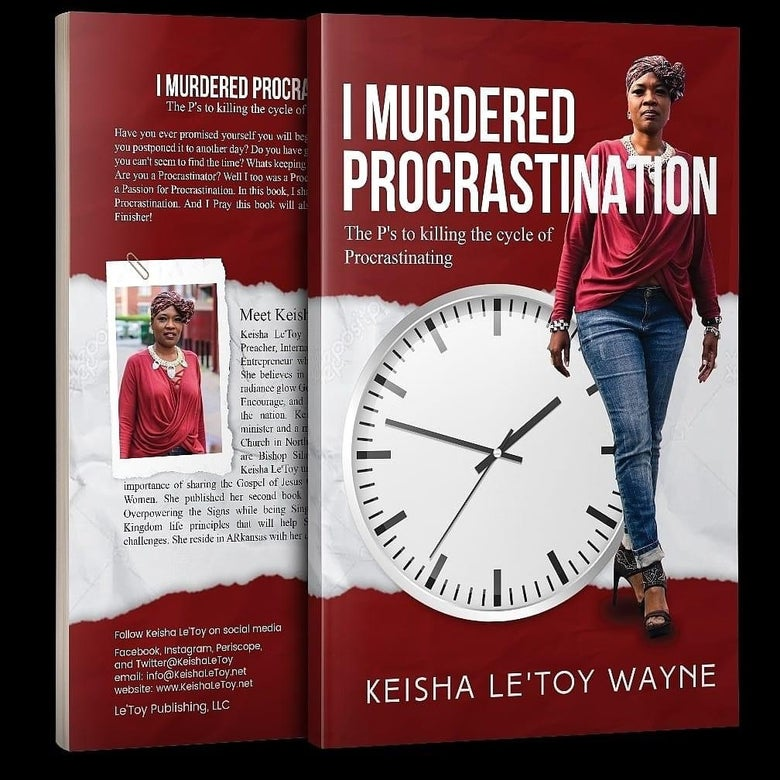 Image of I Murdered Procrastination