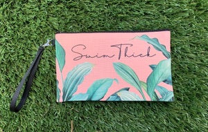 Image of Tropical Swim Thick Pouch