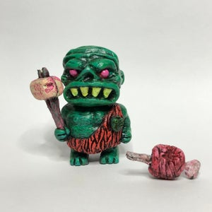 Image of Hand Painted OGG Hungry Cave Monster!