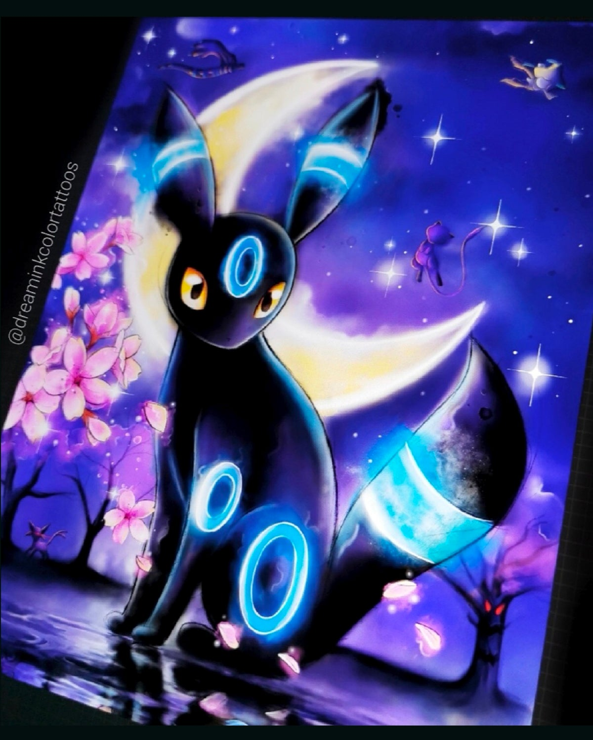 Umbreon ( +Umbreon Shiny)