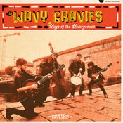 Image of LP. The Wavy Gravies : Kings Of The Underground.