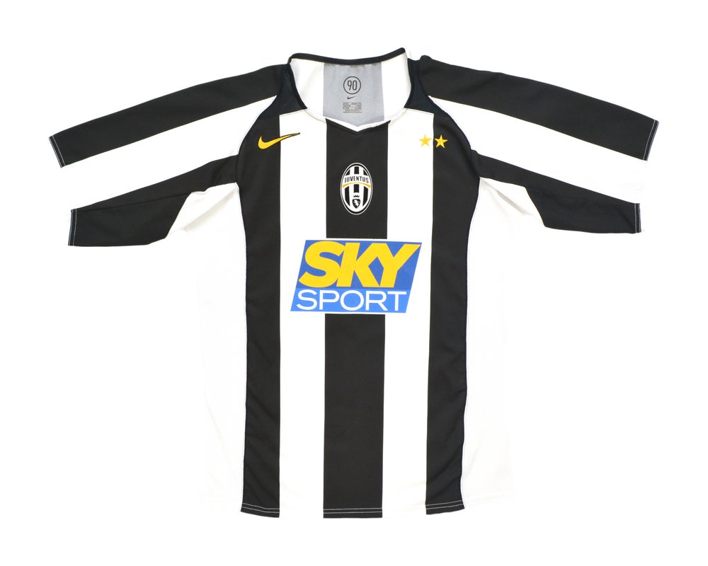 Image of 2004-05 Nike Juventus Home Shirt S