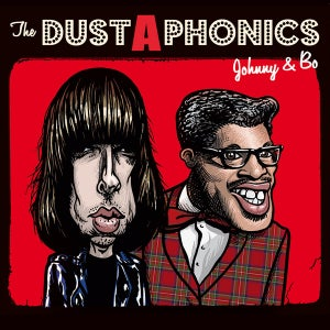 Image of LP. The Dustaphonics : Johnny & Bo.