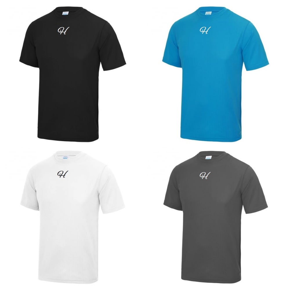 Image of Performance Central Signature Tee