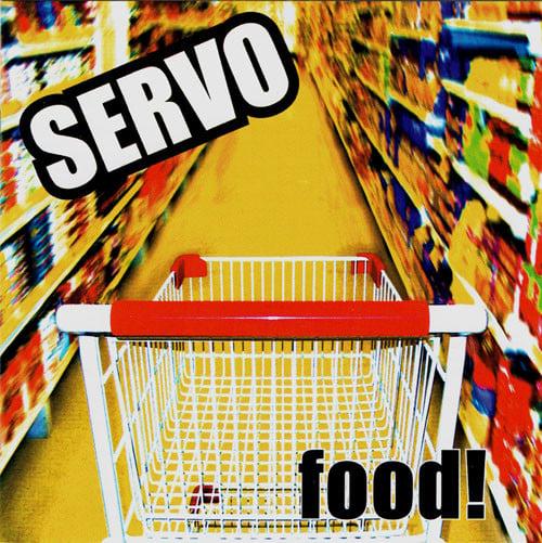 "SERVO ""Food !"" CD"