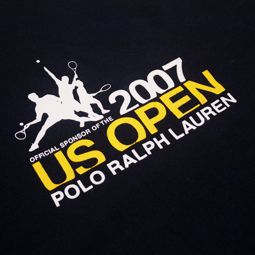 Image of Polo Ralph Lauren US Open 2007 Long Sleeve Size XL