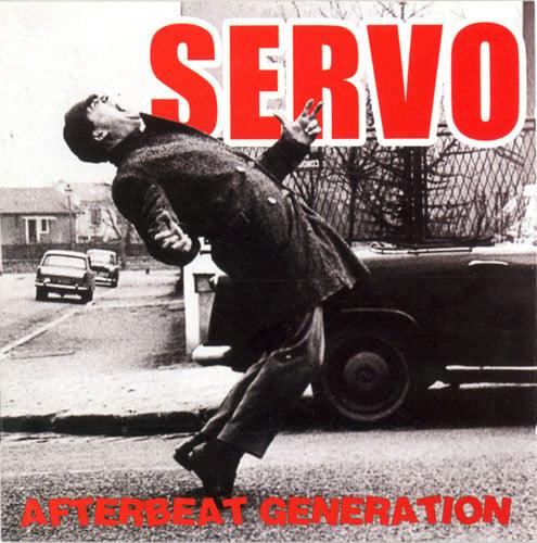 "SERVO ""Afterbeat Generation"" CD"