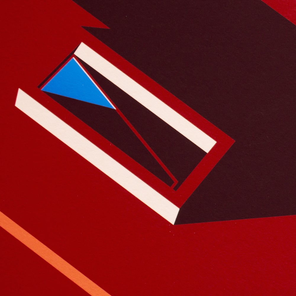 The Red Wall series Wall I