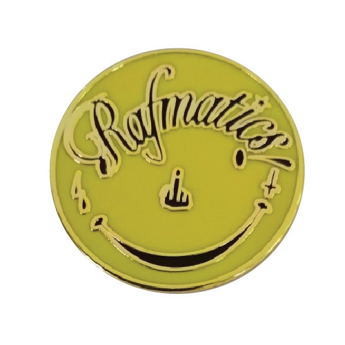 Image of Smiley Face Pin