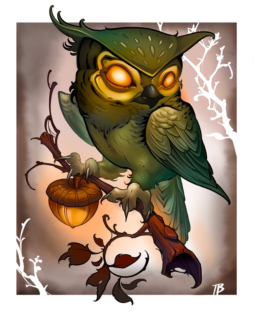 Image of Owl Fella