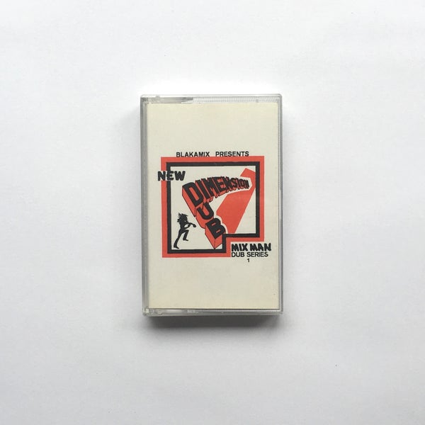 Image of MIXMAN - NEW DIMENSION DUB TAPE
