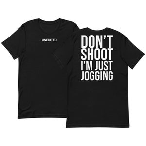 Image of Jogging While Black
