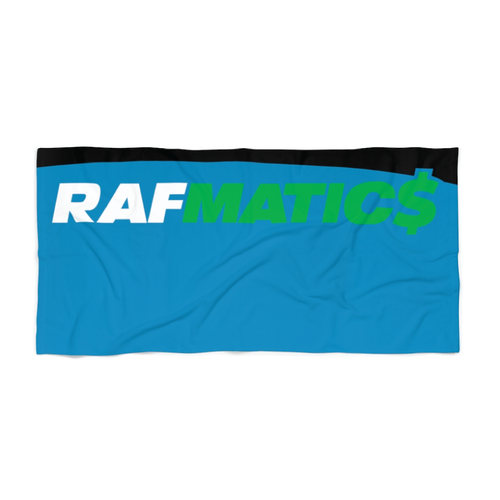 Image of Logo Beach Towel