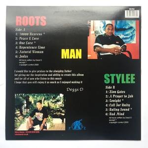 Image of DEZZI D - ROOTSMAN STYLE LP