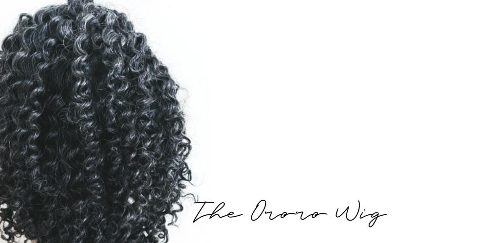Image of The Ororo Wig