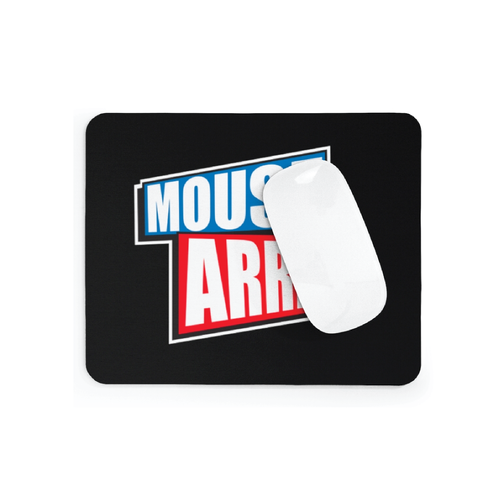 Image of Mouse Arrest Mousepad