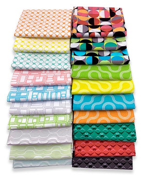"Good Vibes Jelly Roll - 2 1/2"" Strips"