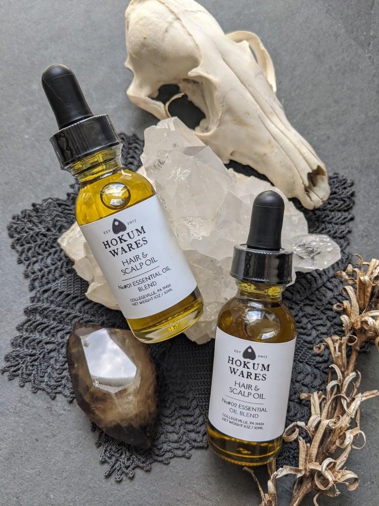 Image of Hair & Scalp Oil