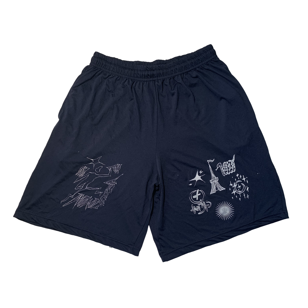 Image of Human Carnival Shorts