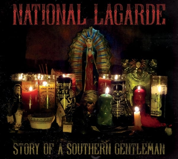 """Image of """"Story of a Southern Gentleman"""" CD"""