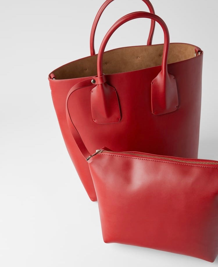 Image of SAIbysai Red Shopper